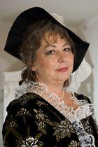 Schwarze Madame