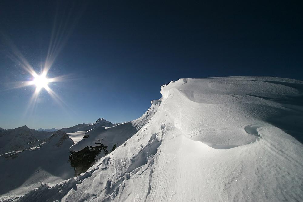 Schwarze Schneide (3.340 m)