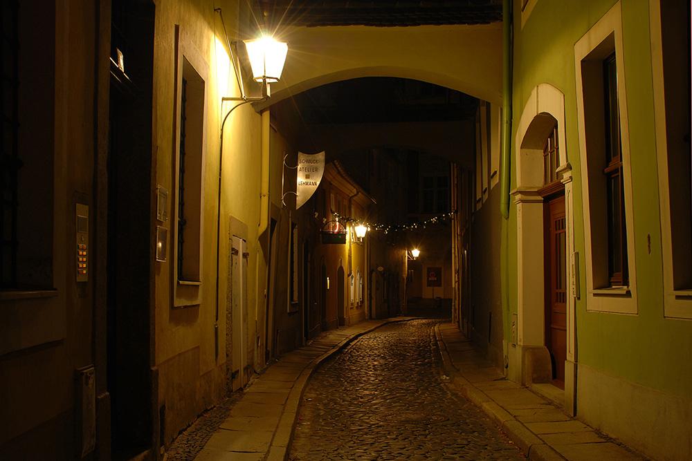 Schwarze Strasse, Görlitz