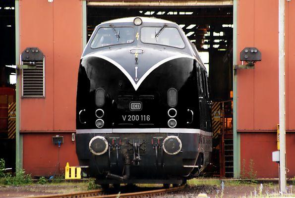 Schwarze V200 116