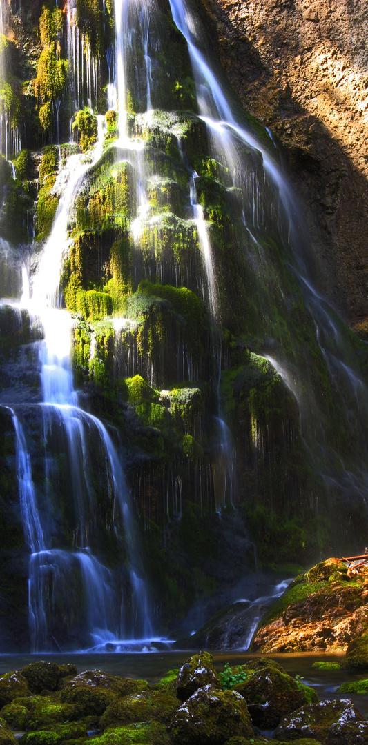 Schwarzenbachwasserfall 1