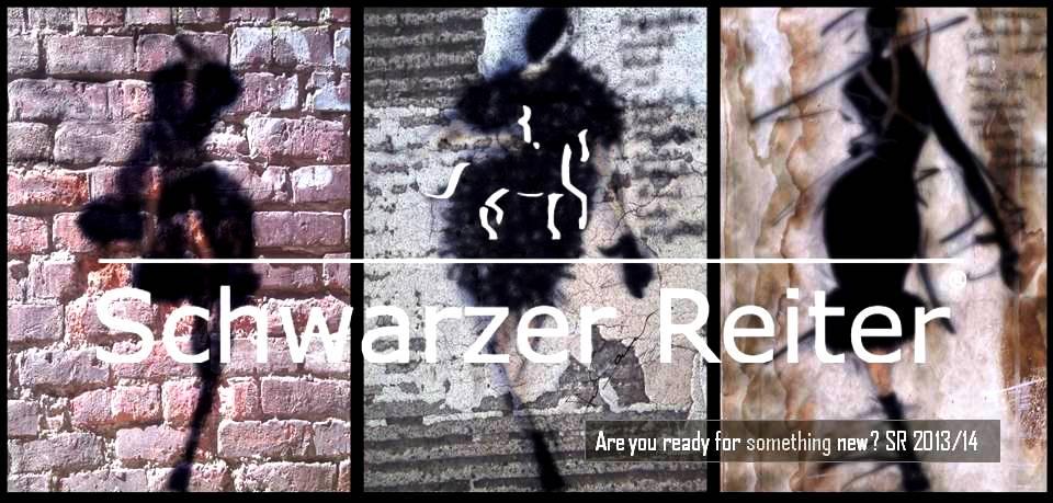 Schwarzer Reiter Couture Vibes 2013/14