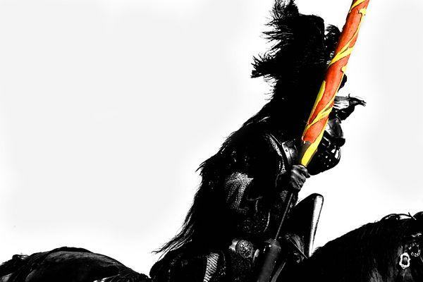 Schwarzer Ritter 2