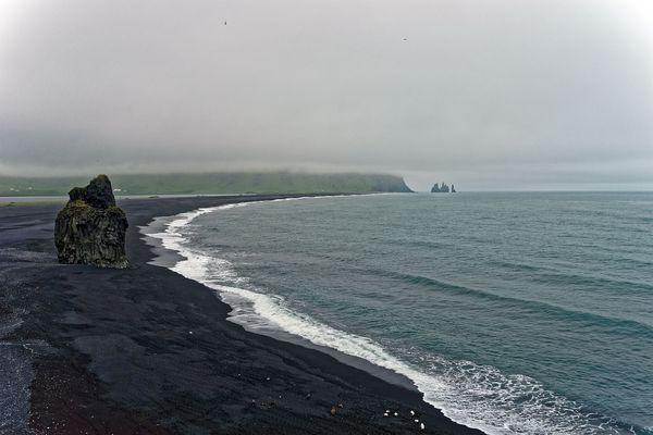 Schwarzer Strand von Vik