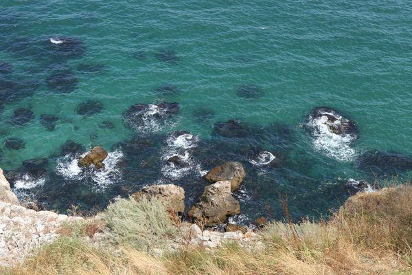 Schwarzes Meer in blau 1 fc_5460