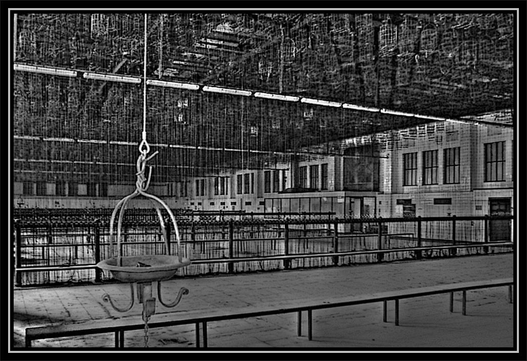 schwarzkaue zeche hugo in gelsenkirchen buer foto bild industrie und technik bergbau. Black Bedroom Furniture Sets. Home Design Ideas