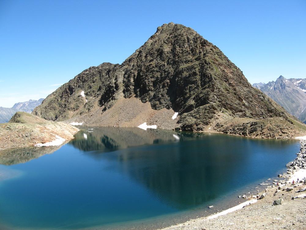 Schwarzsee mit Rotkogel