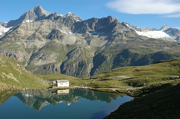 Schwarzsee ob Zermatt