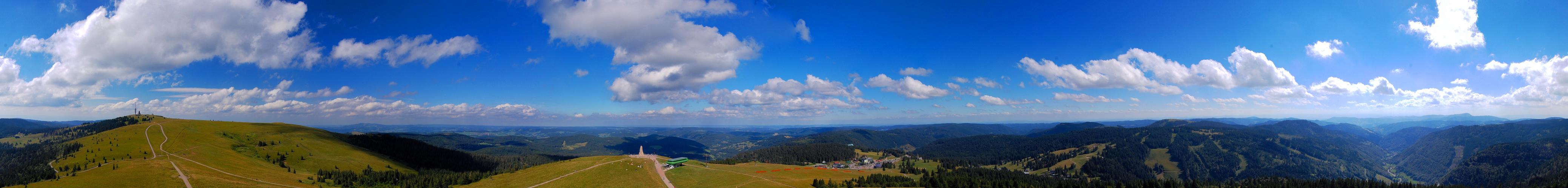 Schwarzwald 360° Panorama