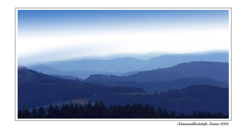 Schwarzwald du kannst auch beeindrucken...