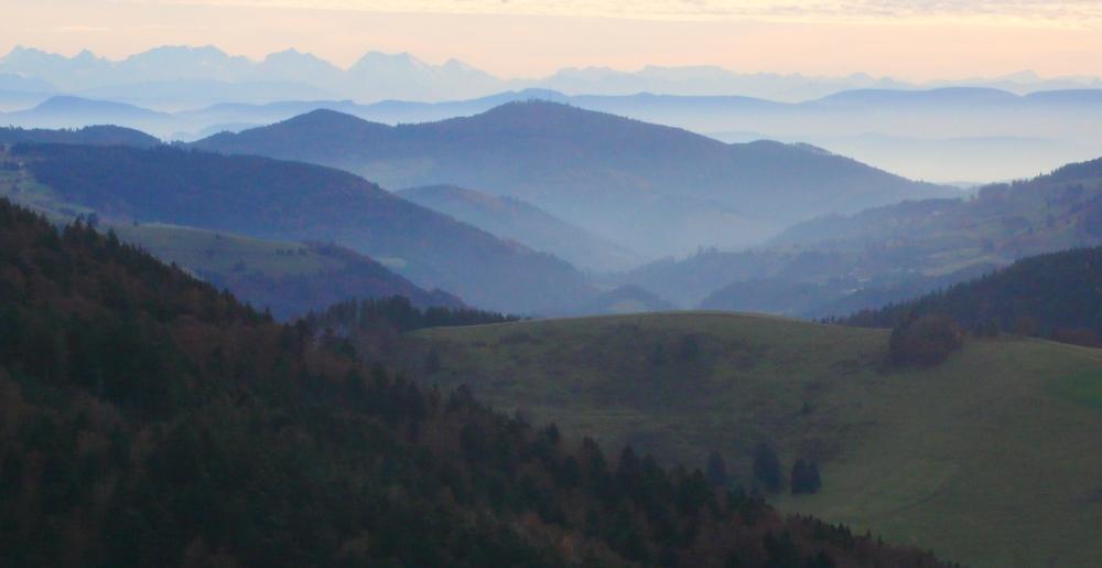 Schwarzwald-Jura-Alpen