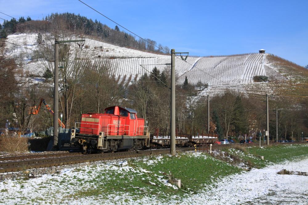 """Schwarzwaldbahn in """"Weiß-Grün"""""""