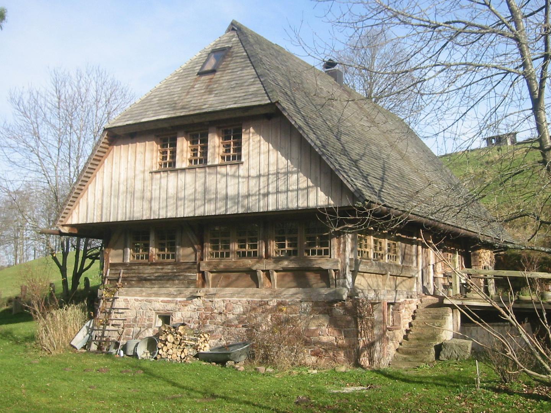 Schwarzwaldhaus foto bild architektur l ndliche - Architektur bilder ...