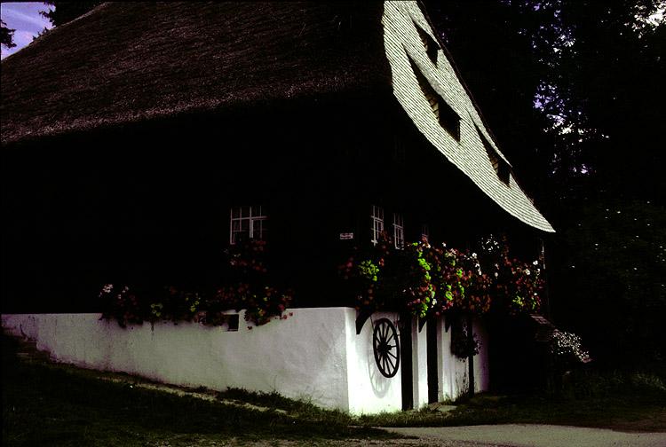 Schwarzwaldhaus bei St. Märgen