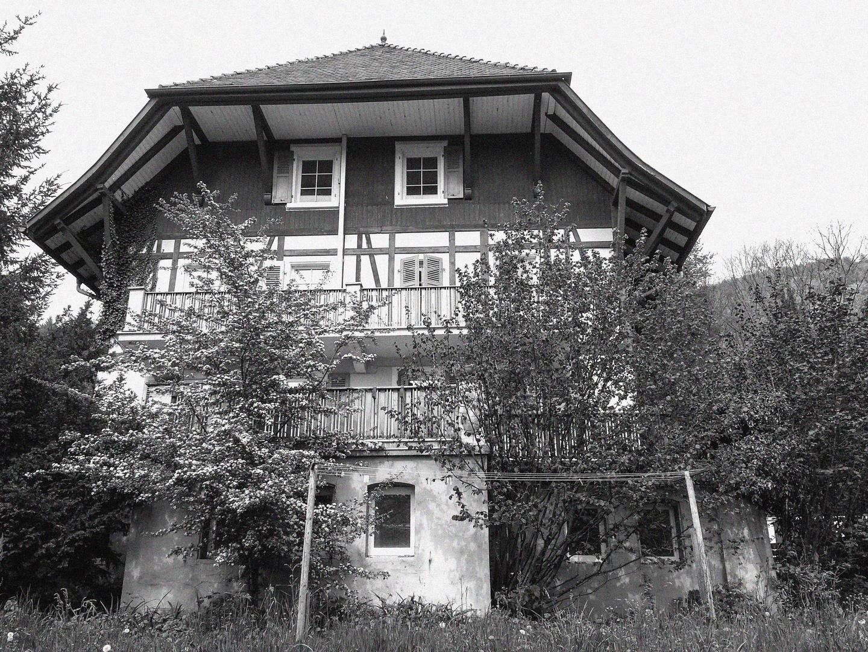 Schwarzwaldhaus im Glottertal