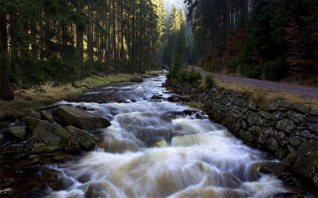 Schwarzwassertal Pobershau