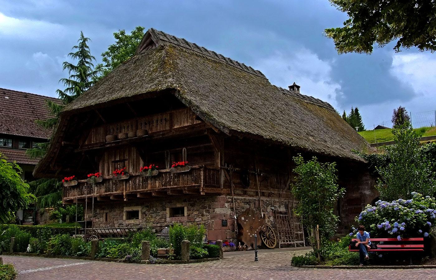 Schwazwaldromantik pur ...
