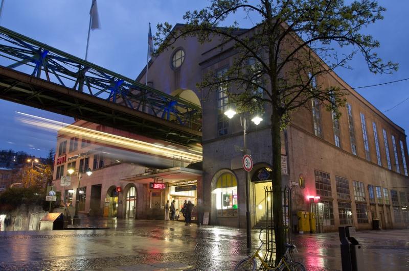 Schwebebahn Wuppertal 4