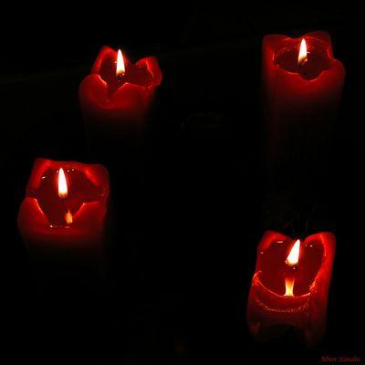 Schwebende Kerzen!