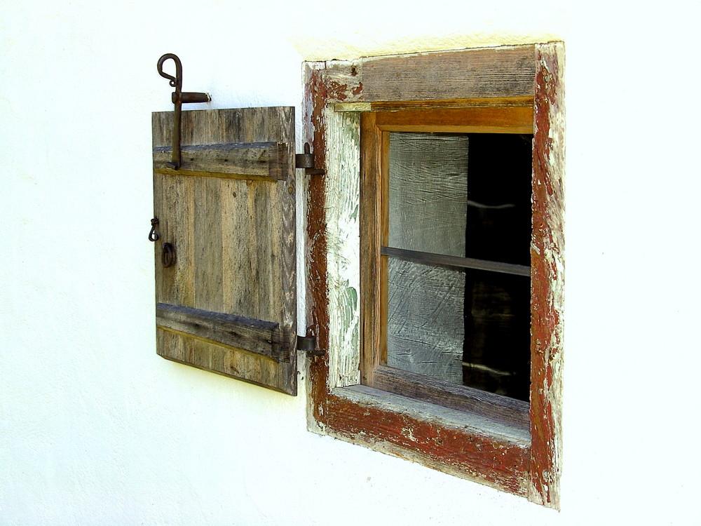 schwebendes Fenster