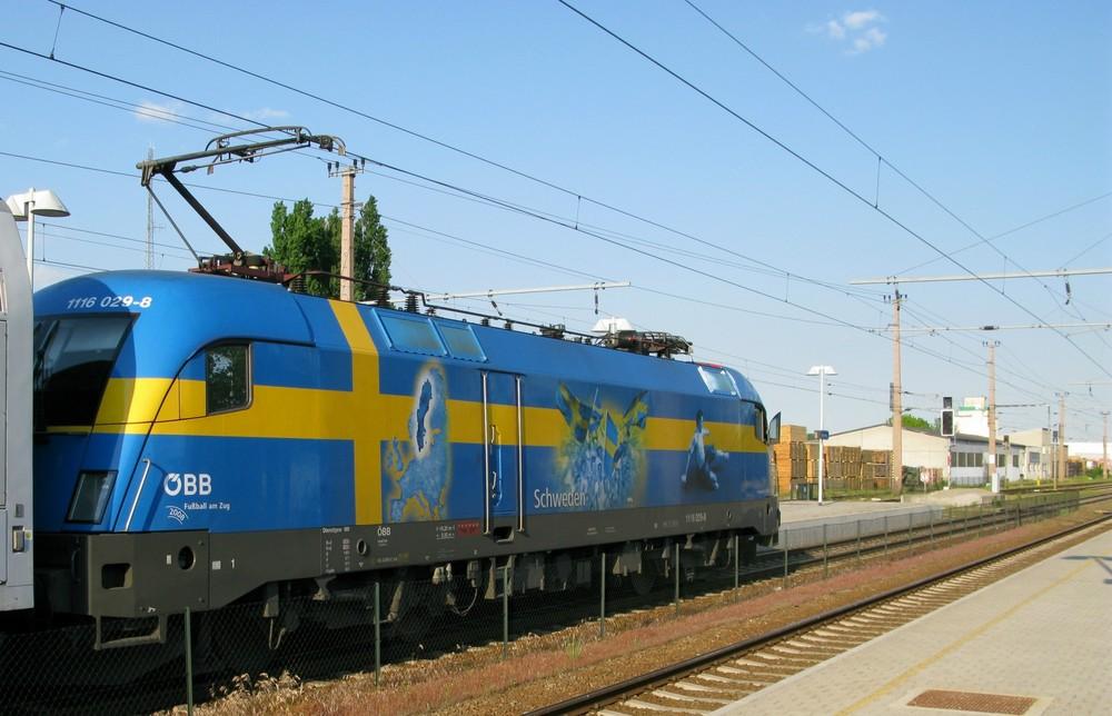 Schweden EM-Bulle