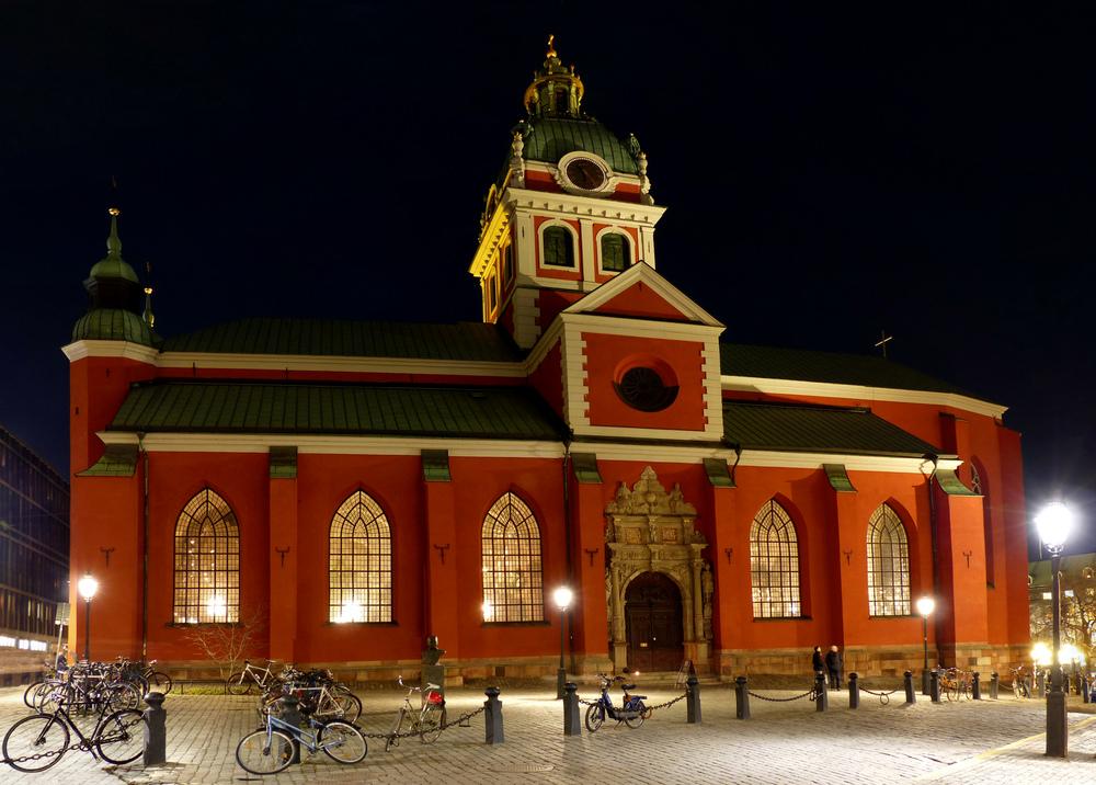 Schweden Kirche