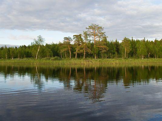 Schweden, Skallån
