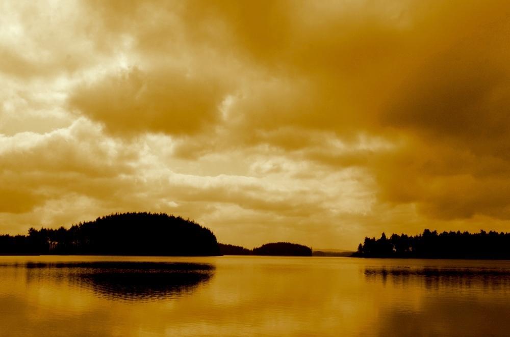 Schweden und seine Seen...