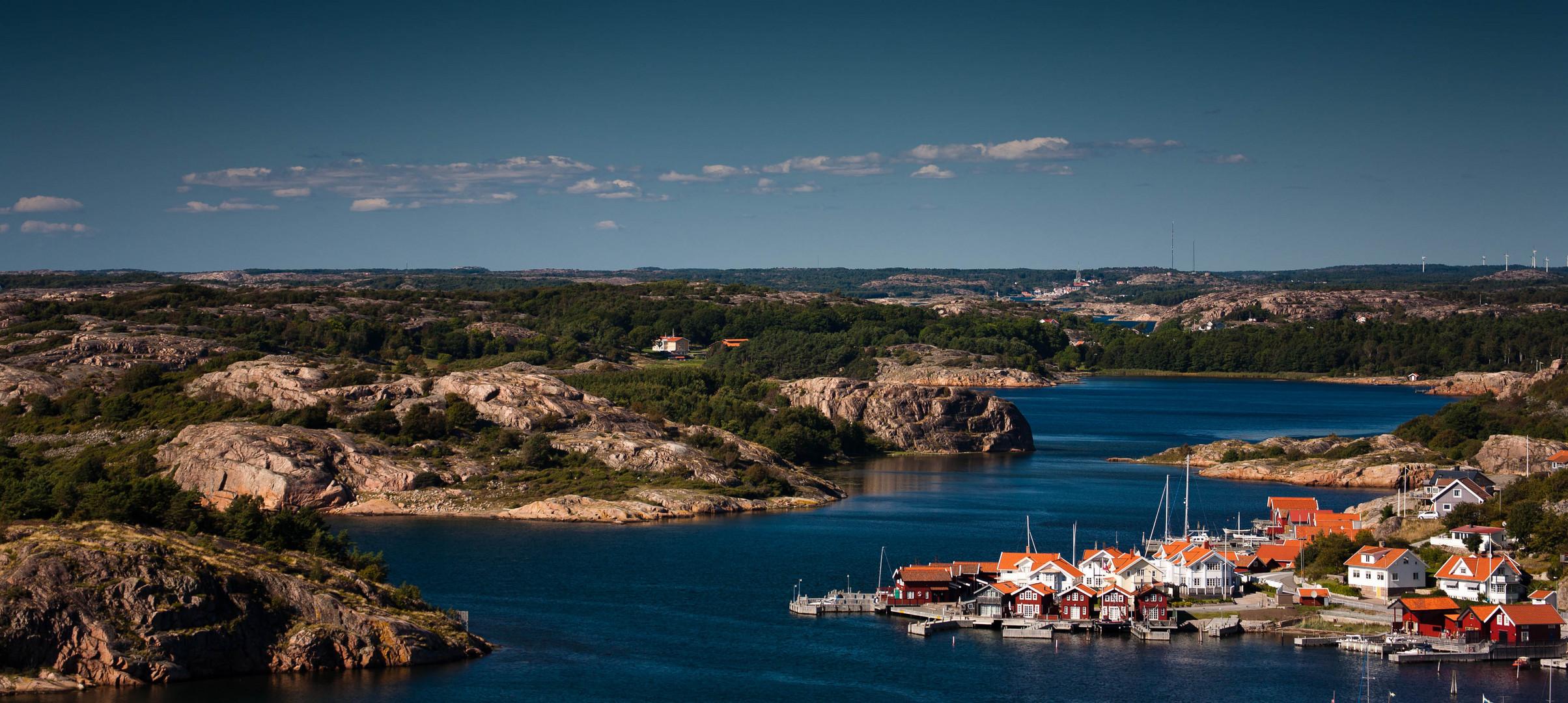 schwedens Westküste