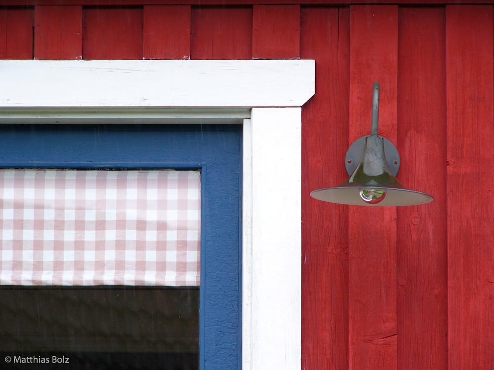 Schwedisch Rot