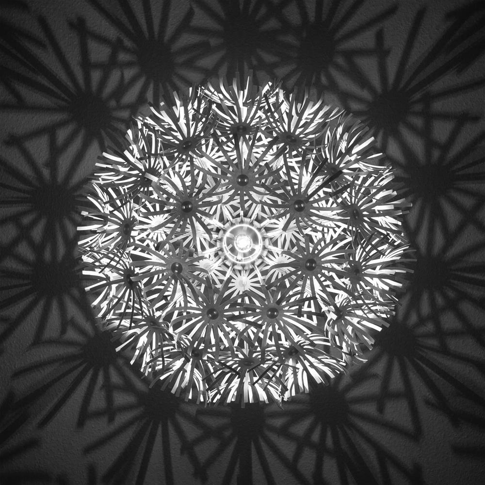 Schwedischer Lichtblumenplanet
