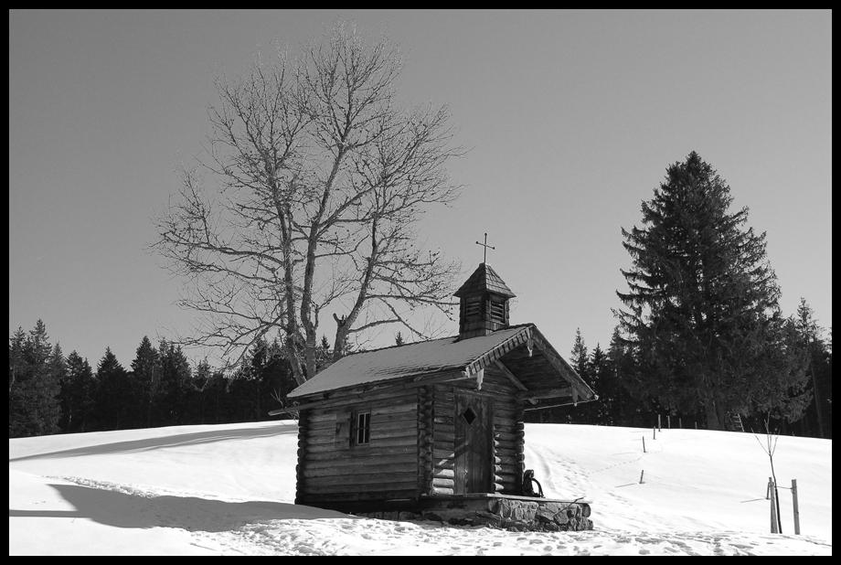 Schweiger-Alm-Kapelle