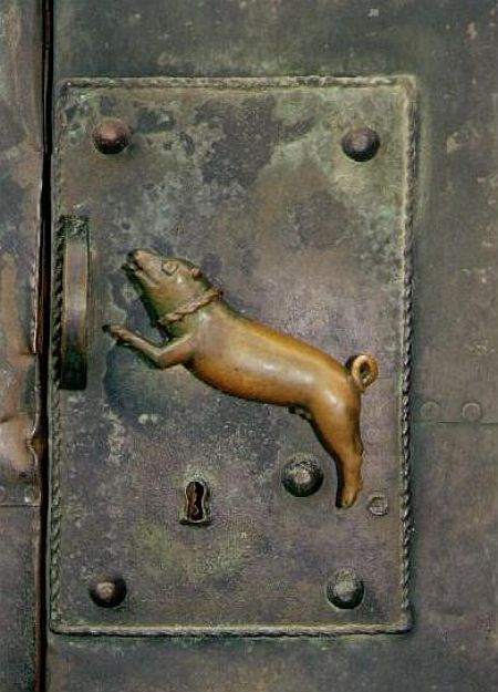 Schweinchen als Türöffner