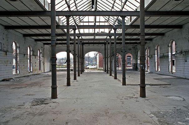 Schweinehaus - Alter Schlachthof Bielefeld