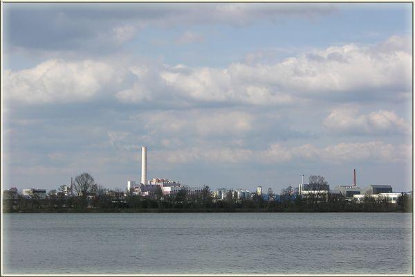 Schweinfurt - Naherholungsanlage Baggersee