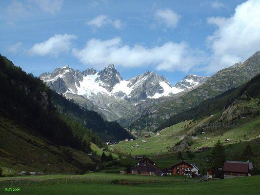 Schweiz - Das schöne Meiental