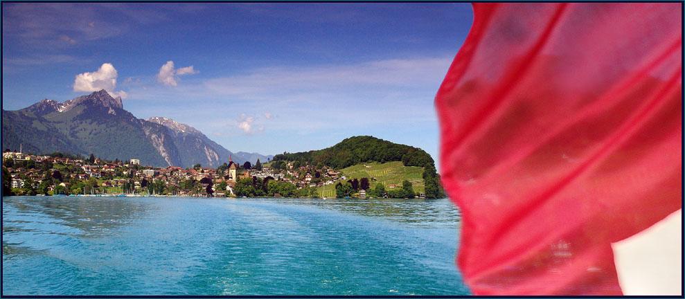 Schweiz... eine Seefahrt ...