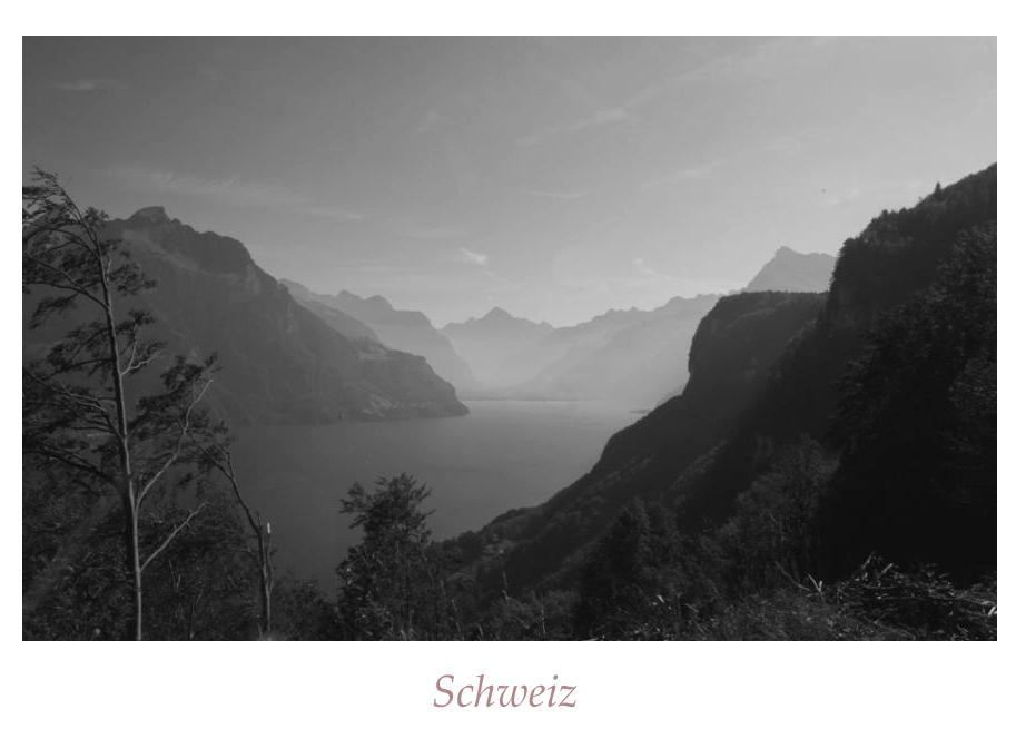 Schweiz grau