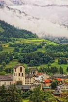 Schweiz, Ilanz