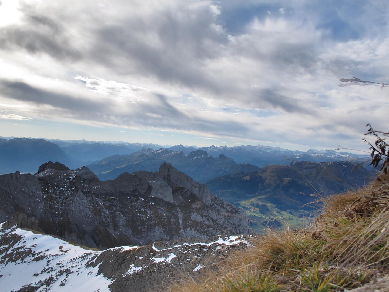 Schweizer Ausblick
