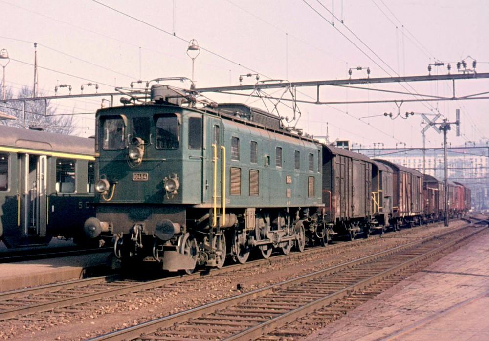 Schweizer Bahnen 1