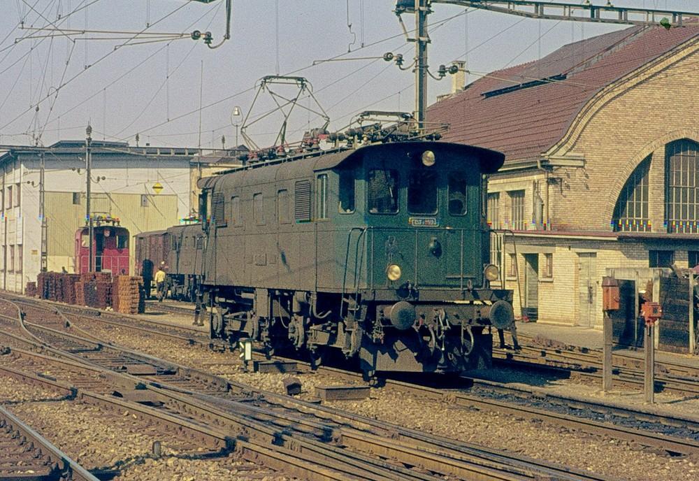Schweizer Bahnen 11
