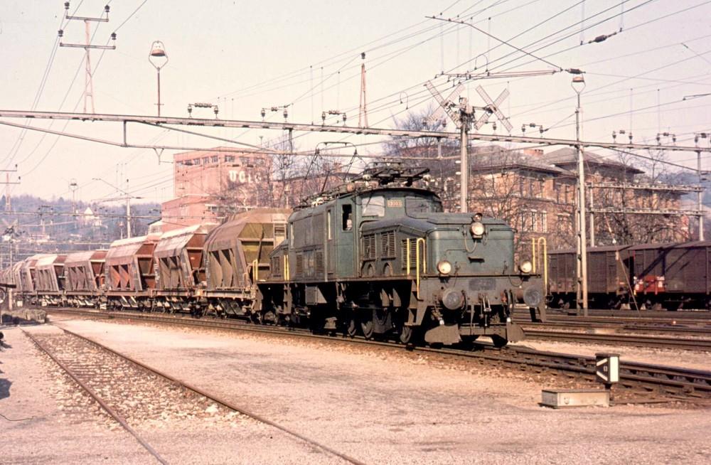 Schweizer Bahnen 3