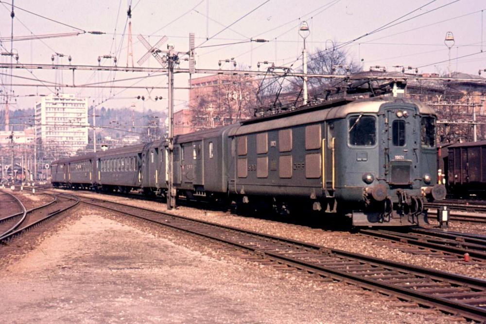 Schweizer Bahnen 5