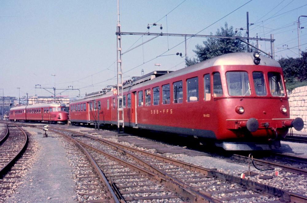 Schweizer Bahnen 9