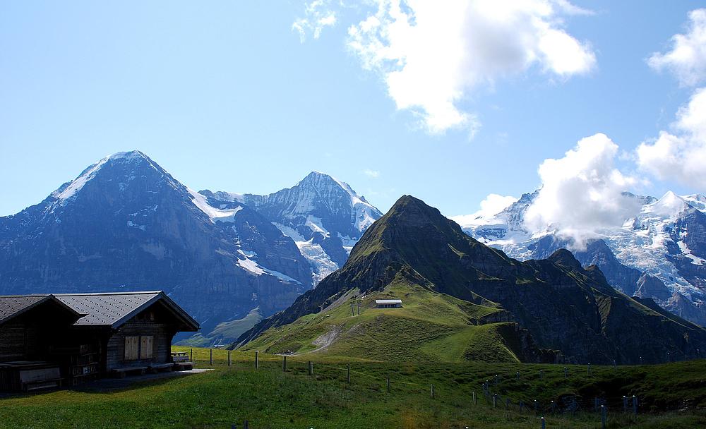 Schweizer Bergwelt Foto Bild Europe Schweiz