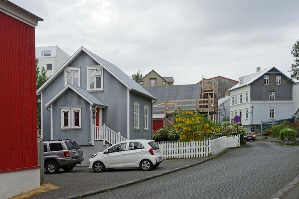 Schweizer Häuser