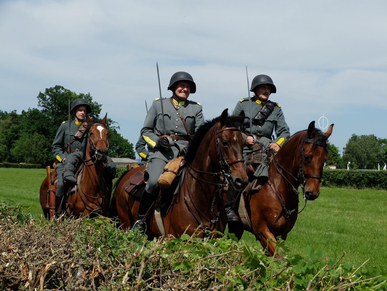 Schweizer Kavallerie