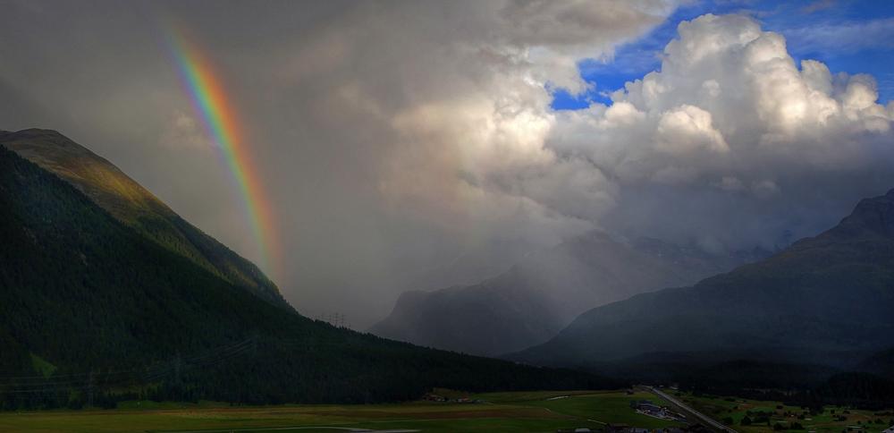 Schweizer Regenbogen