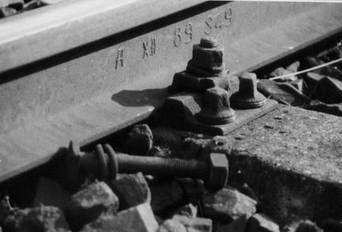 Schwellenschraube & S49er Stahl